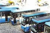 electric buses in manali