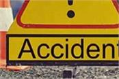 motorcycle driver dies in an accident