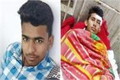 two students crushed on nangal chandigarh main road one killed