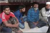 rohingyas muslim caught in agra shocking information from the id card