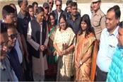 governor visited bageshwar district
