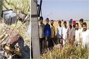 farmers stealing  copper transformers fields punjab news