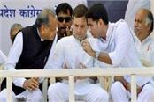 rajasthan congress lok sabha elections karan singh yadav raghu sharma