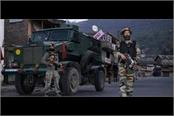 army double attack on baramulla 6 terrorists stacked by soldiers in one day