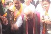cm unveils maharaja agrasen statue at panipat
