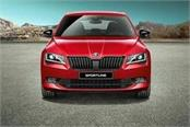 skoda superb sportline launched in india