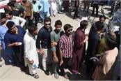 pakistan bypolls security enhanced ahead of by elections on sunday