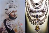 capt amarinder grandfather used to wear 166 million diamond necklace