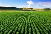 growth in the profits of agricultural companies