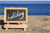 the state government made public holiday announcement