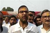 karan chautala commented on inld family dispute