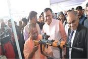 yogi spoken in kanpur aims to invest 50 thousand crore in five years in up