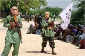 al shabab s eight terrorists stack in us attack in somalia