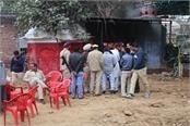 devotees accused temple priest to grab land