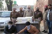 5 arrested for liquor and heroin business 2 absconding