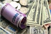 rupee plunges 59 paise in early trade