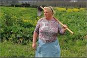 trump has a look alike and she s a spanish potato farmer