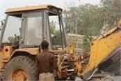 construction of all the illegal colony demolished