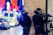 at least 3 killed 12 wounded in french christmas market shooting
