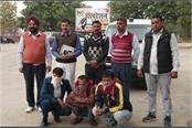 three drug smuggler arrested in sirsa