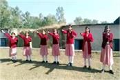 now the girls learning the self defense with education in schools