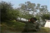 the soldier s video viral seeking bribe