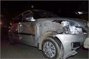 car tanker collision