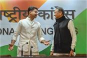 gehlot and pilot will take oath on december 17