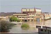 many villages towns submerged damaged due to dam collapse in jhunjhunu