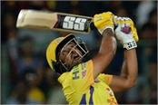 33rd sixes hit in rcb v s csk match