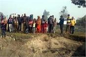 bachi s body found in bag fear of murder after rape