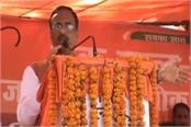 dinesh sharma targets opposition