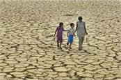 report massive water crisis may be stand in india