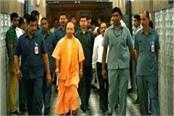 cm yogi on jhansi tour today