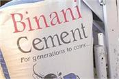 ultratech offers a new 7 990 crore offer for binani cement
