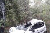 a accident at chandigarh manali nh
