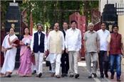 congress delegation handed over memorandum to governor