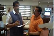 gangotri mla demand from union minister