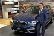 bmw x3 car launched in india