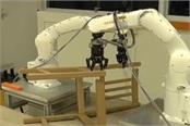 robots assemble chair in under 9 minutes