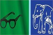 chandigarh inld bsp coalition