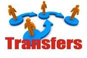 six secretariestransfer and appointment order issued by administrative