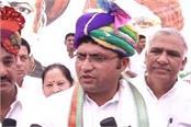 ashok tanwar reached at jan jagran sammelan in panipat