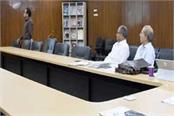pm modi takes stock of kedarnath construction work