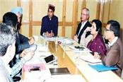 cm jairam said processing of fourlane projects will be review regularly
