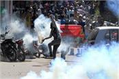 30 injured in kashmir after namaz