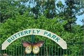 haryana will be the first 2 butterfly park in the state