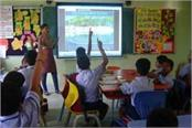 school will be smart in jabalpur