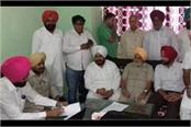 dharmsat has organized meetings after taking charge of election campaign