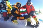 uttarakhand police 8 soldiers record made by mount everest